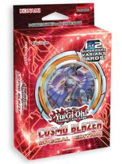 Cosmo Blazer Booster Pack (Special Edition)