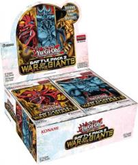 Battle Pack #2 - War of the Giants Booster Box