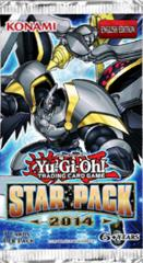 Star Pack 2014 - Booster Pack