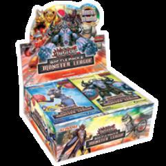 Battle Pack #3 - Monster League Booster Box