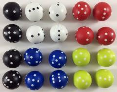 Round Dice - Assorted Colors (20)