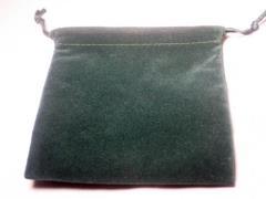"Cloth - Small, Green (4"" x 5"")"