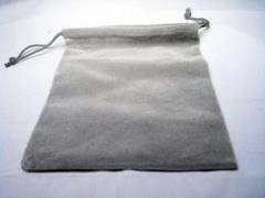"Cloth - Small, Gray (4"" x 5"")"