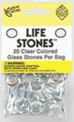Clear Glass Stones