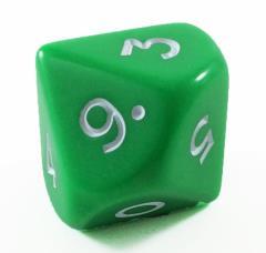 Jumbo d10 - Green