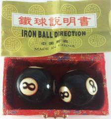 Eight Ball Therapy Balls (2)
