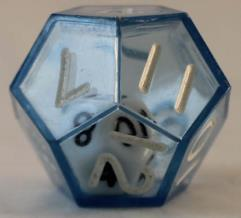 d12 Double Dice - Assorted (6)