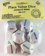 d12 Jumbo Place Value Dice (6)