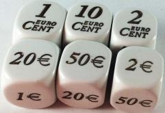 d6 20mm Euro Money Dice (6)