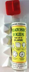 Platonic Solids Blank White (5)