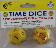 d12 Time Dice - AM