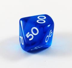Jumbo d010 - Translucent Blue
