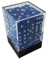 Brick, The - d6 Blue w/White (36)
