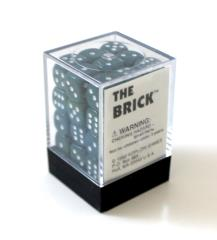 Brick, The - D6 Green w/White (36)