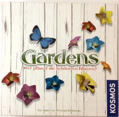 Gardens - Wer Pflanzt die Schonsten Blumen?