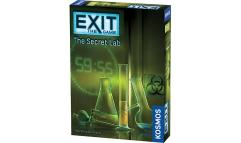 Exit - The Game, The Secret Lab