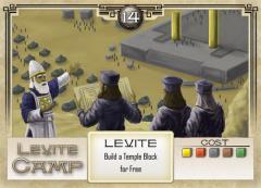 Kingdom of Solomon - Levite Camp Promo Card