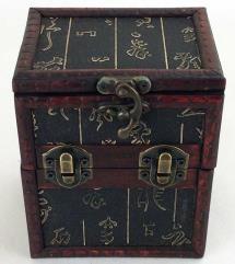Deck & Counter Box - Ancient Scrolls