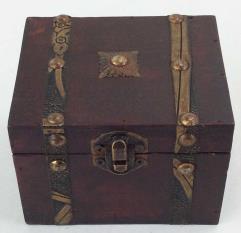 Deck Box - Treasure Chest