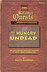 Kalamar Quests - The Hungry Undead