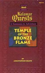 Kalamar Quests - Temple of the Bronze Flame