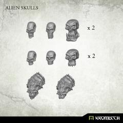 Alien Skulls