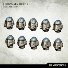 Legionary Heads - Iron Pattern