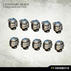 Legionary Heads - Conqueror Pattern