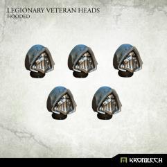 Legionary Veteran Heads - Hooded