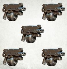 Legionary Twin Thunder Gun