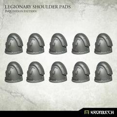 Legionary Shoulder Pads - Inquisition Pattern