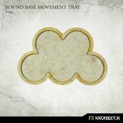 25mm Round Base Movement Tray