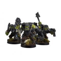 Armored Orc Assult Squad