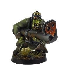 Orc Panzerschreck