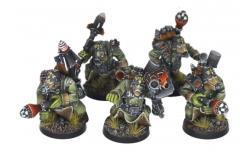 Tank Hunter Team