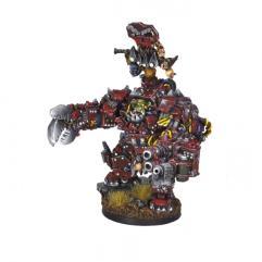 Orc Warchief in Juggernaut Mecha-Armor