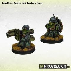 Iron Reich Tank Hunters Team
