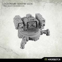 Legionary Sentry Gun - Twin Heavy Thunder Gun