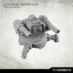 Legionary Sentry Gun - Twin Lascannon