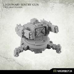 Legionary Sentry Gun - Twin Heavy Flamer