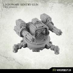 Legionary Sentry Gun - Twin Minigun