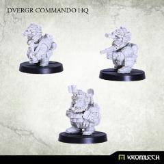 Dvergr Commando - HQ