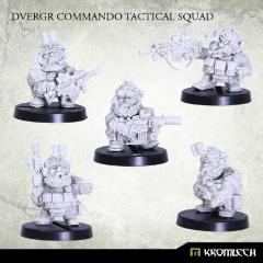 Dvergr Commando - Tactical Squad