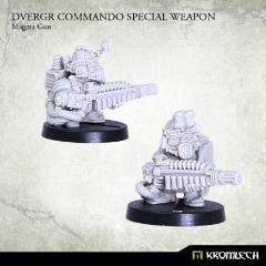 Dvergr Commando Special Weapon - Magma Gun