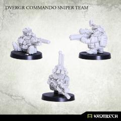 Dvergr Commando - Sniper Team