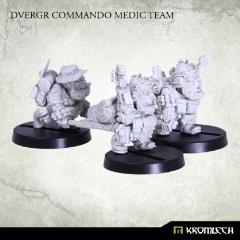Dvergr Commando - Medic Team