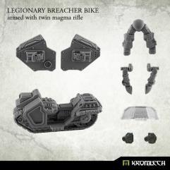 Legionary Breacher Bike w/Twin Magma Rifle