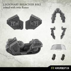 Legionary Breacher Bike w/Twin Flamer