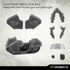 Legionary Breacher Bike w/Twin Thunder Gun & Plasma Cannon
