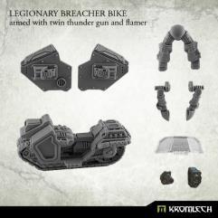 Legionary Breacher Bike w/Twin Thunder & Magma Rifle